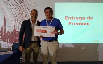 Un médico del Hospital de La Línea, premiado por un trabajo presentado en el Congreso de la Sociedad Española de Documentación Clínica