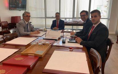 El Gobierno de Gibraltar organiza un encuentro amplio en el Peñón con el Consejo de Empresa e Inversión de la Commonwealth para fomentar y fortalecer los vínculos comerciales