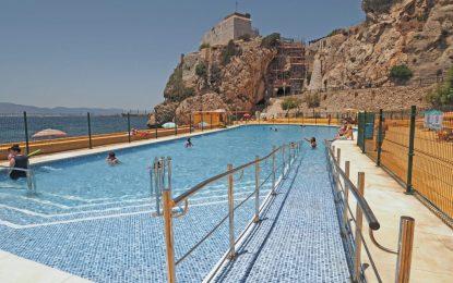 Gibraltar se sitúa a la vanguardia de la accesibilidad a las playas gracias a su amplia gama de infraestructuras
