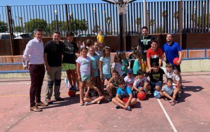 Hoy ha finalizado el campamento de verano organizado por la concejalía de Juventud