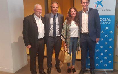 Menores linenses en riesgo de exclusión participarán en el XVI Campus de fútbol de Adolfo Aldana