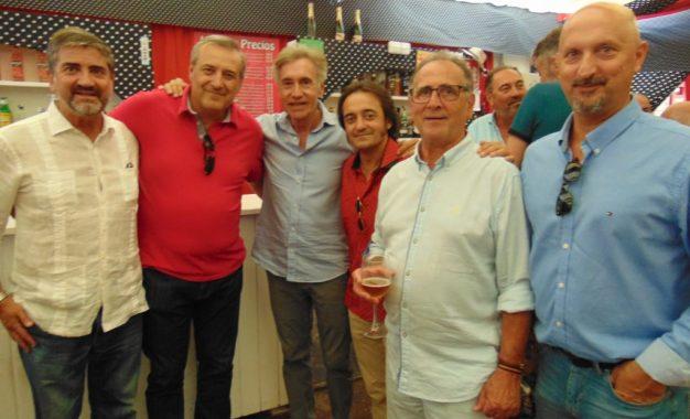 El Grupo Alcaidesa ha hecho esta tarde su tradicional copa de Feria en El Encuentro (con galería de fotos)