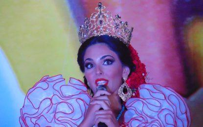 Carmen García Heredia comienza su reinado en la Feria de La Línea (con galería de fotos)