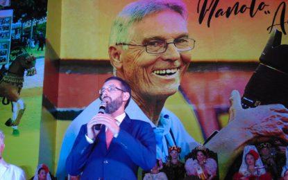 Juan Franco: «Tenemos retos importantes y espero contar con todos vosotros para superarlos»