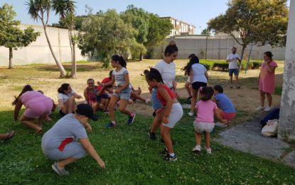 Comienzan en La Atunara y el Junquillo las actividades del programa Ciudades ante las drogas