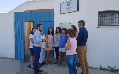 El equipo de gobierno apoya el mantenimiento de los puestos de trabajo de la plantilla de la Escuela Infantil La Atunara