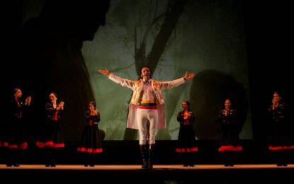 David Morales celebra su 40 aniversario sobre las tablas con el estreno de Amor en Libertad en España
