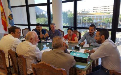 La Junta de Gobierno Local  se constituye y delimita sus competencias  para el actual mandato