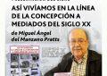 Mañana, presentación del nuevo libro de Miguel Ángel del Manzano