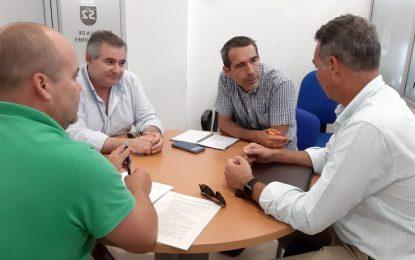 Arcgisa y el ayuntamiento organizan la próxima entrada en funcionamiento del nuevo sistema de recogida de basuras