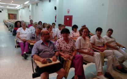 """Según UGT """"poca responsabilidad y nula voluntad por parte de la Junta de Andalucía de resolver el problema en la Residencia de Tiempo Libre"""""""