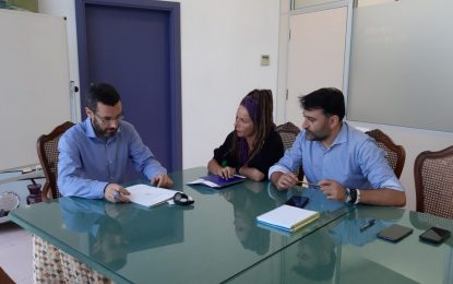 El ayuntamiento de La Línea  impulsará la  adopción de un plan de emergencia para la comarca