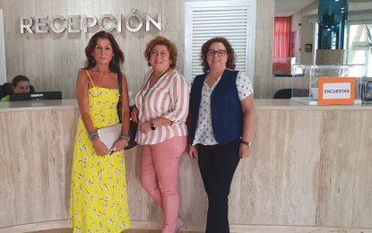 Turismo cifra en 400 las visitas realizadas a la ciudad en julio y destaca el interés de agencias nacionales por comercializar el municipio como destino turístico
