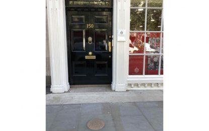 La Casa de Gibraltar se incorpora a un itinerario de la Commonwealth en Londres