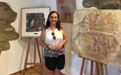 """La concejal de Cultura asiste en Jimena a la jornada """"Descubriendo nuestra prehistoria a través del Arte Sureño"""""""
