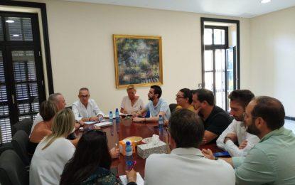 Noelia Moya y Daniel Perea, serán portavoz y viceportavoz del Grupo Socialista en la Mancomunidad del Campo de Gibraltar