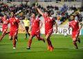 El futbolista gibraltareño Lee Casciaro recibe la Medalla de Honor de Gibraltar