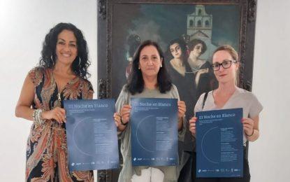 Presentada la III Noche en Blanco  organizada por Cultura con el patrocinio de Fundación Cepsa