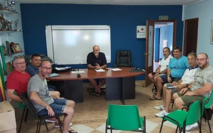 Primera toma de contacto entre el concejal de Deportes y clubes que utilizan instalaciones municipales