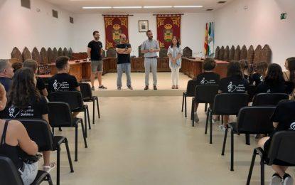 El alcalde felicita a la Joven Orquesta Sinfónica Ciudad de La Línea tras su participación en el festival internacional del la ciudad rusa de Syzran