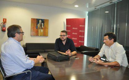 Mercados y Comercio apoya al joven Adrián Calvente en el concurso Promesas de la alta cocina «Le Cordon Bleu»