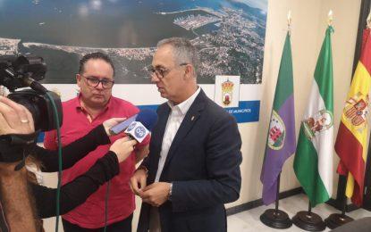 Lozano acuerda con la Plataforma por el Tren convocar el Consejo Económico y Social
