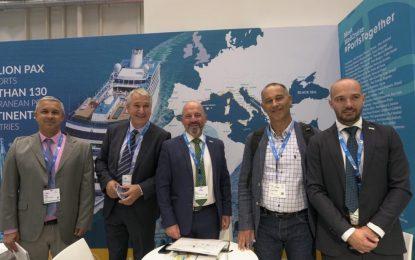 Gibraltar, representado en la convención Seatrade Europe