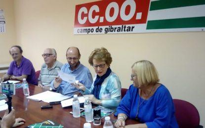 Ccoo y Asansull aúnan esfuerzos en proyectos de inclusión
