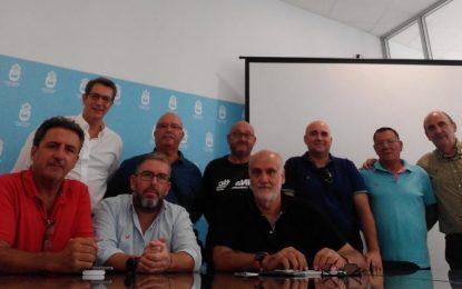 El delegado de Deportes solicitará a la Autoridad Portuaria mayor control en las instalaciones deportivas de Poniente