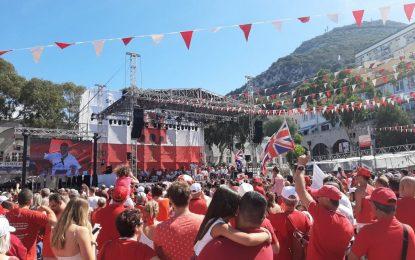 Gibraltar celebra su National Day, para el que Johnson y Picardo envían mensajes de unión y fuerza