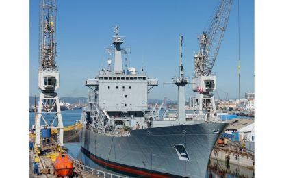 El buque de la Royal Navy HMS Scott llegará hoy a Gibraltar