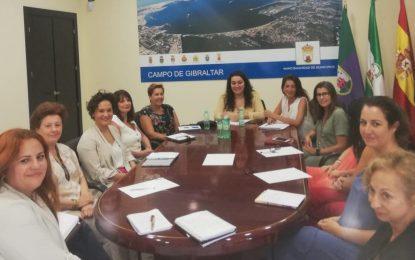 Jessica Barea se reúne con concejalas y técnicos de Igualdad en busca de sinergias