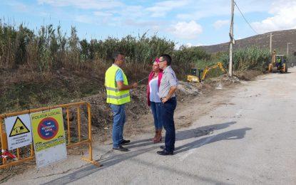 El Ayuntamiento acomete la limpieza de los arroyos del Zabal