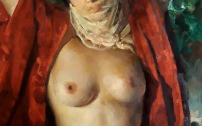 """Cuatro obras de José Cruz Herrera formarán parte de la exposición """"Orientalismos"""" en el Instituto Valenciano de Arte Moderno"""