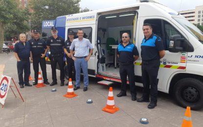 La Policía Local dispone de un nuevo vehículo adaptado para Atestados e Informes