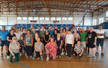 """Iniciado el """"Programa Oro"""" de la concejalía de Deportes dirigido a personas mayores de edad"""