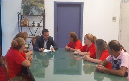 El alcalde solicitará información al Ministerio de Defensa sobre la situación de impagos a la plantilla  de los comedores de los cuarteles
