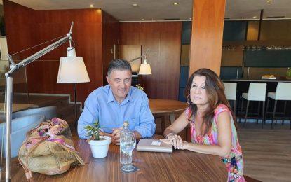 Atanet ofrece los servicios de la Oficina Municipal de Turismo al Hotel AC