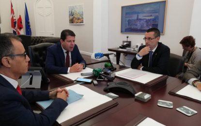 El Gobierno de Gibraltar explica los efectos del Periodo de Transición en Gibraltar y reitera su firme compromiso con el Reino Unido en el proceso de salida