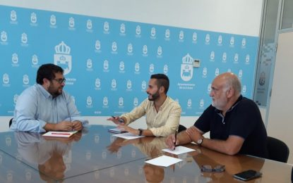Diputación y Ayuntamiento coordinan la organización de nuevos eventos deportivos