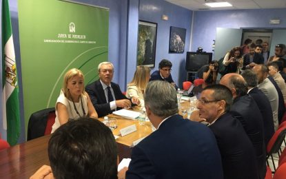 El alcalde de La Línea celebra que la Junta de Andalucía proponga medidas singulares para la ciudad