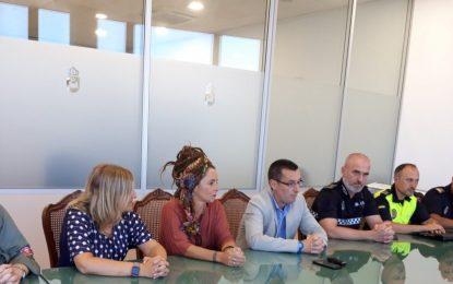 La ciudad será pionera en la organización de un taller sobre Seguridad Vial desarrollado en colaboración con el Centro de Inserción Social Manuel Montesinos Molina