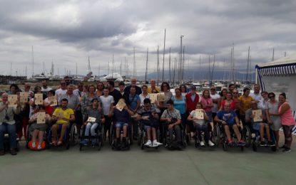 Finaliza la semana de vela y discapacidad 'Navega 11'