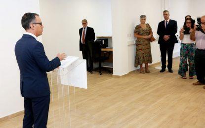 El Viceministro Principal de Gibraltar inaugura una Oficina Información para responder a preguntas sobre el Brexit