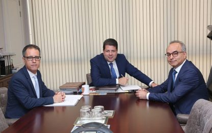 El Gobierno de Gibraltar anuncia un importante programa de reforma de la Administración Pública llamado Leading Together