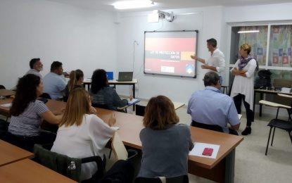 Esta mañana se ha inaugurado el curso sobre Protección de Datos dirigido a empleados municipales