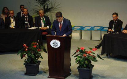 Royal Caribbean agradece al Ministro Principal la ayuda de Gibraltar en recientes operaciones de logística humanitaria