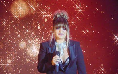 La española Sara Varela vence en la décima edición del Gibraltar International Song Festival, con la actuación final de Chenoa