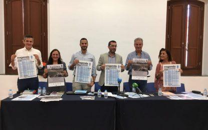 El Ayuntamiento da a conocer la agenda trimestral de actos lúdicos y  el nuevo sistema para organizar eventos en colaboración con entidades