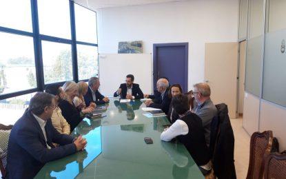 El director general de Ordenación del Territorio y Urbanismo de la Junta expresa su apoyo al nuevo Plan General de Ordenación Urbana